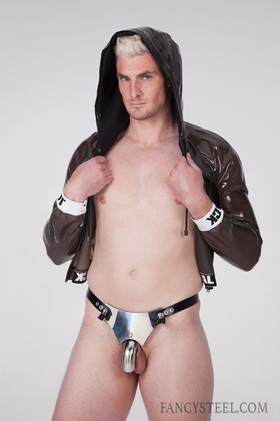 New design mens hybrid chastity belt