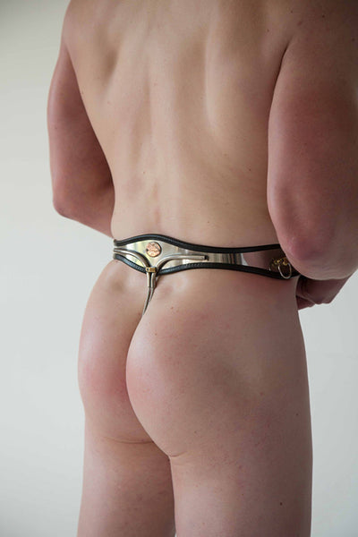 Mens Chastity belt (low profile design)