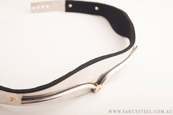 FS2 Waist Belt Only (for Fancy Steel Chastity Belts)