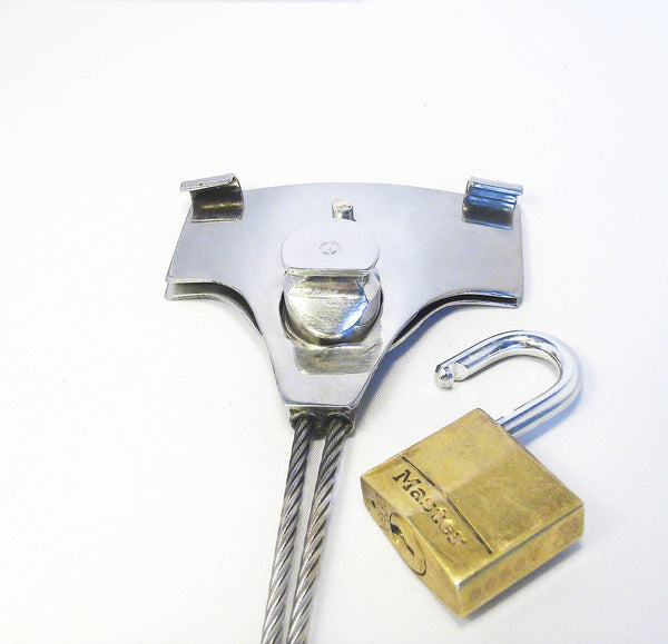 Locking system and cables