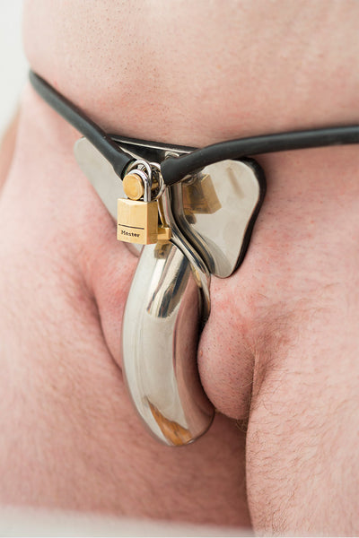 Men's Slim Fit chastity belt