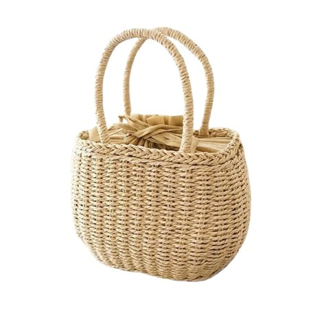 Sac en osier durable