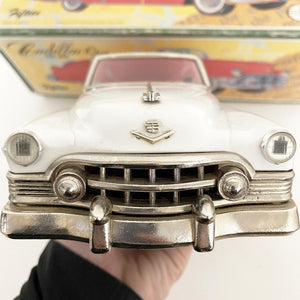 Vintage 'Leadworks' 1953 Cadillac open friction car - Japan - Where On Earth Antiques and Vintage