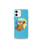 Ezili Smudge Cat iPhone Case