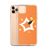 Dart Pop iPhone Case