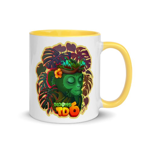 Zen Druid - Mug with Color Inside
