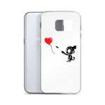 Monkey With Bloon Samsung Case
