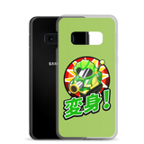 Sentai Churchill 変形 Transform! Samsung Case