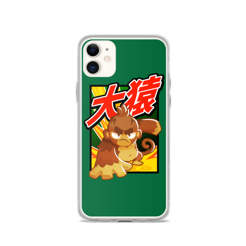 Big Monkey 大猿 iPhone Case