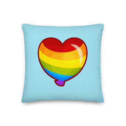 Regen Rainbow Premium Pillow