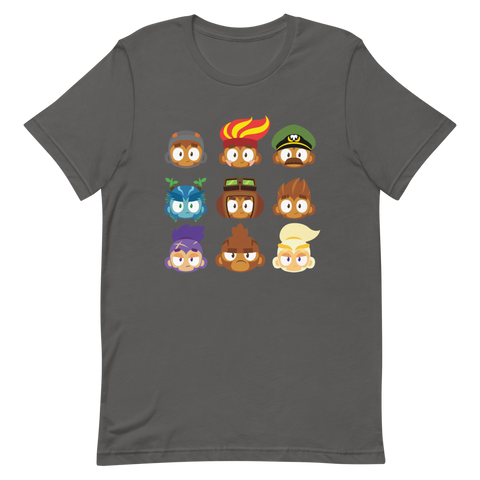 Hero Heads Shirt (Unisex)