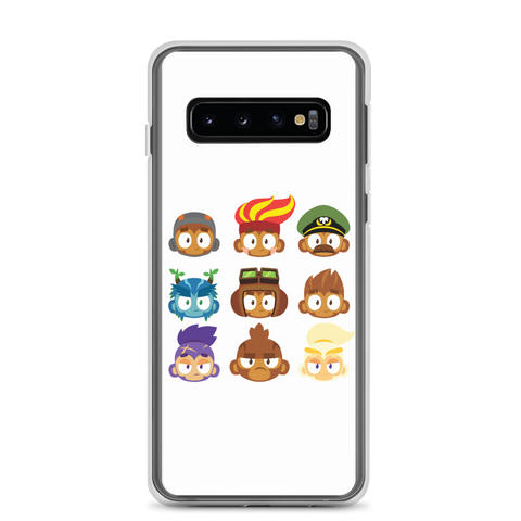 Hero Heads Samsung Case