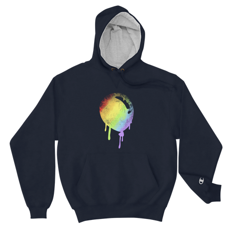 Bloon Spray Paint Premium Champion Hoodie