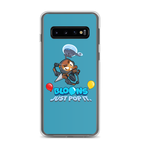 Just Pop It Samsung Case