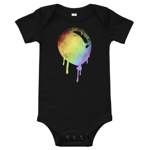 Bloon Spray Paint Baby Bodysuit