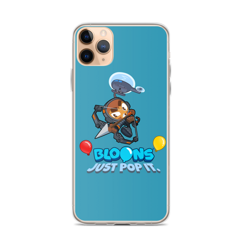 Just Pop It iPhone Case