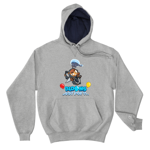 Just Pop It Premium Champion Hoodie