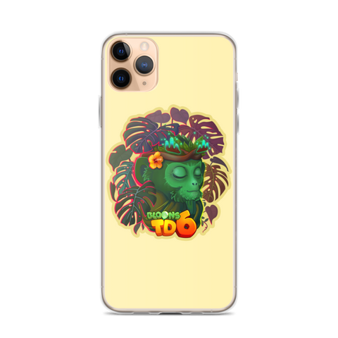 Zen Druid iPhone Case