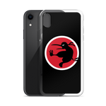 Ninja Kiwi Logo iPhone Case