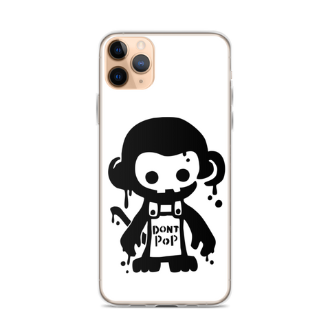 Don't Pop iPhone Case