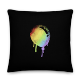 Bloon Spray Paint Premium Pillow