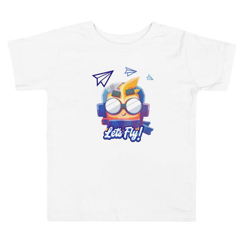 Let's Fly Shirt (Kids 2-5)