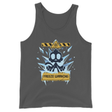Freeze Warning Tank Top (Unisex)