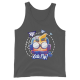 Let's Fly Tank Top (Unisex)