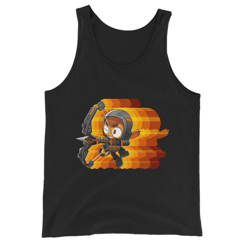 Retro Quincy Tank Top (Unisex)