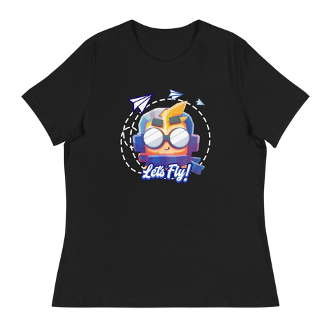 Let's Fly Shirt (Women's)
