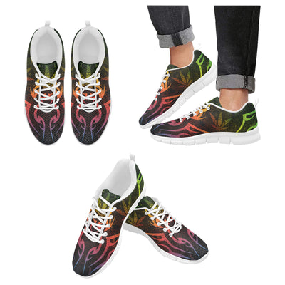 Weed Breathable Running Shoes - Pandzee
