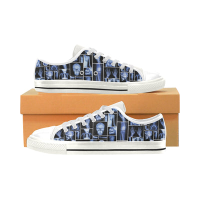 X-Ray Low Top Shoes For Men And Women - Pandzee