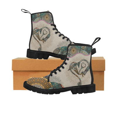 Nurse Hippie Martin Boots for Men and Women - Pandzee