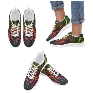 Weed Breathable Running Shoes