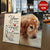 Your Wings Dog Custom Photo Panel for Tabletop Display