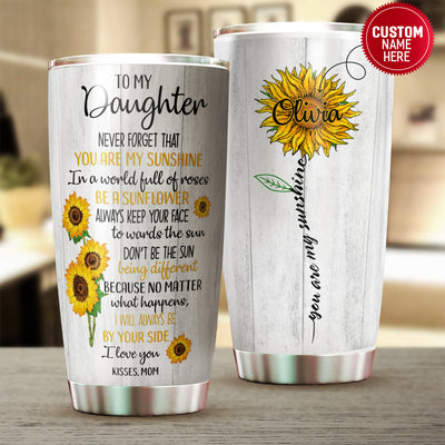 You Are My Sunshine Custom Tumbler Cup - Pandzee