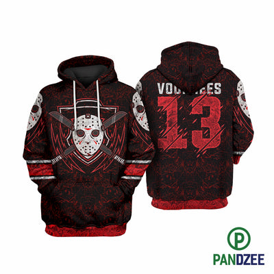 Voorhees Sublimation Shirt for Men and Women - Pandzee