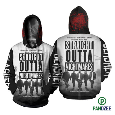 Straight Outta Sublimation Shirt for Men and Women - Pandzee