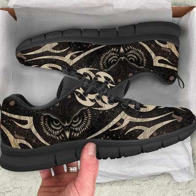 Owl Breathable Running Shoes - Pandzee
