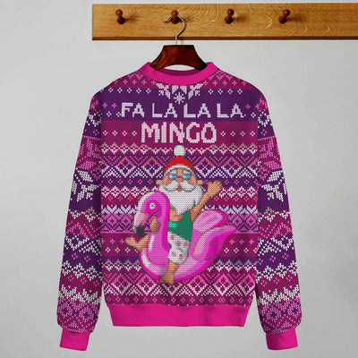 Christmas Mingo Knit Sweater for Men and Women - Pandzee