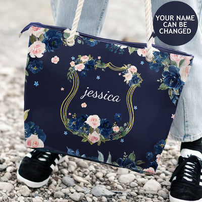 Police Flower Custom Bag - Pandzee