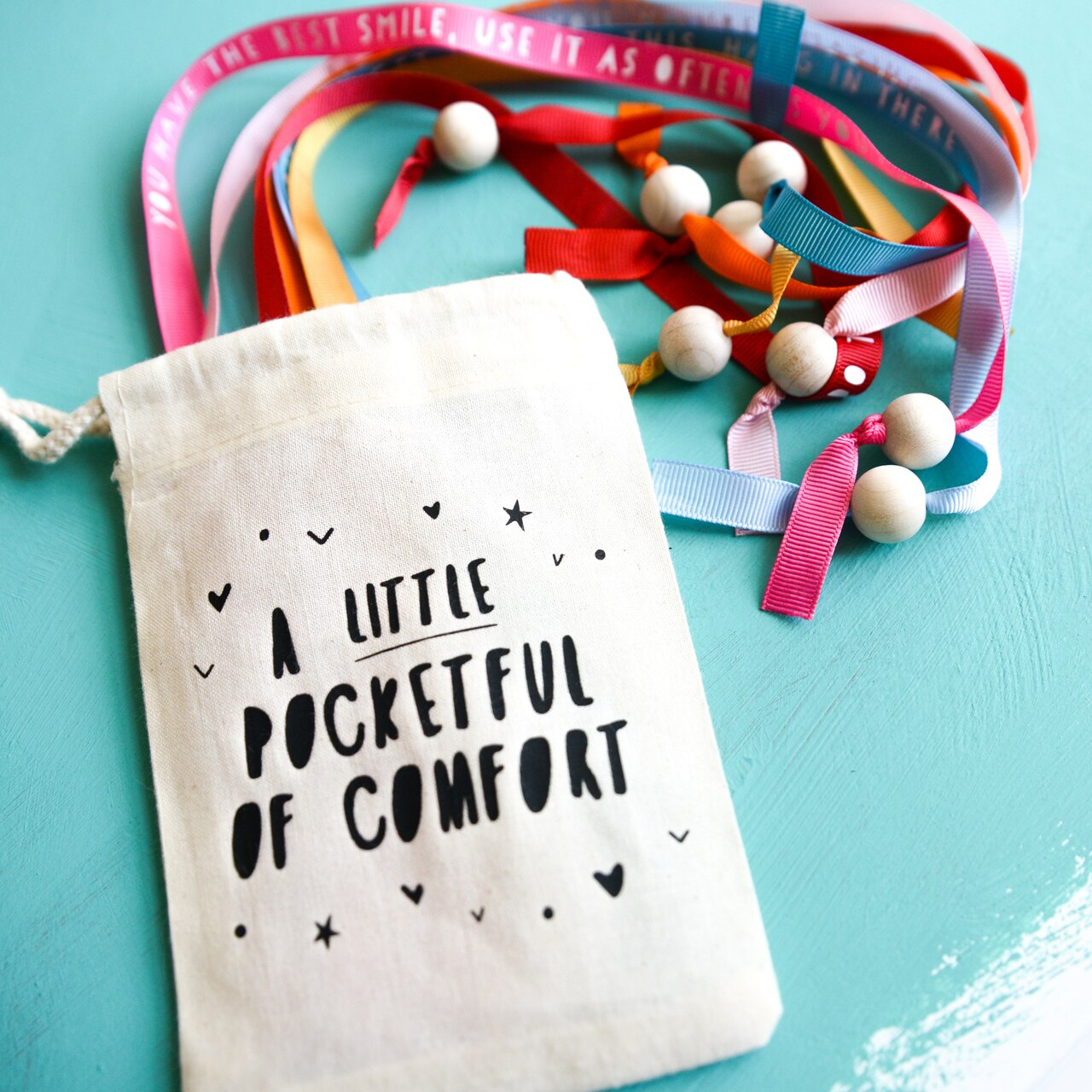 A Little Pocketful Of Comfort