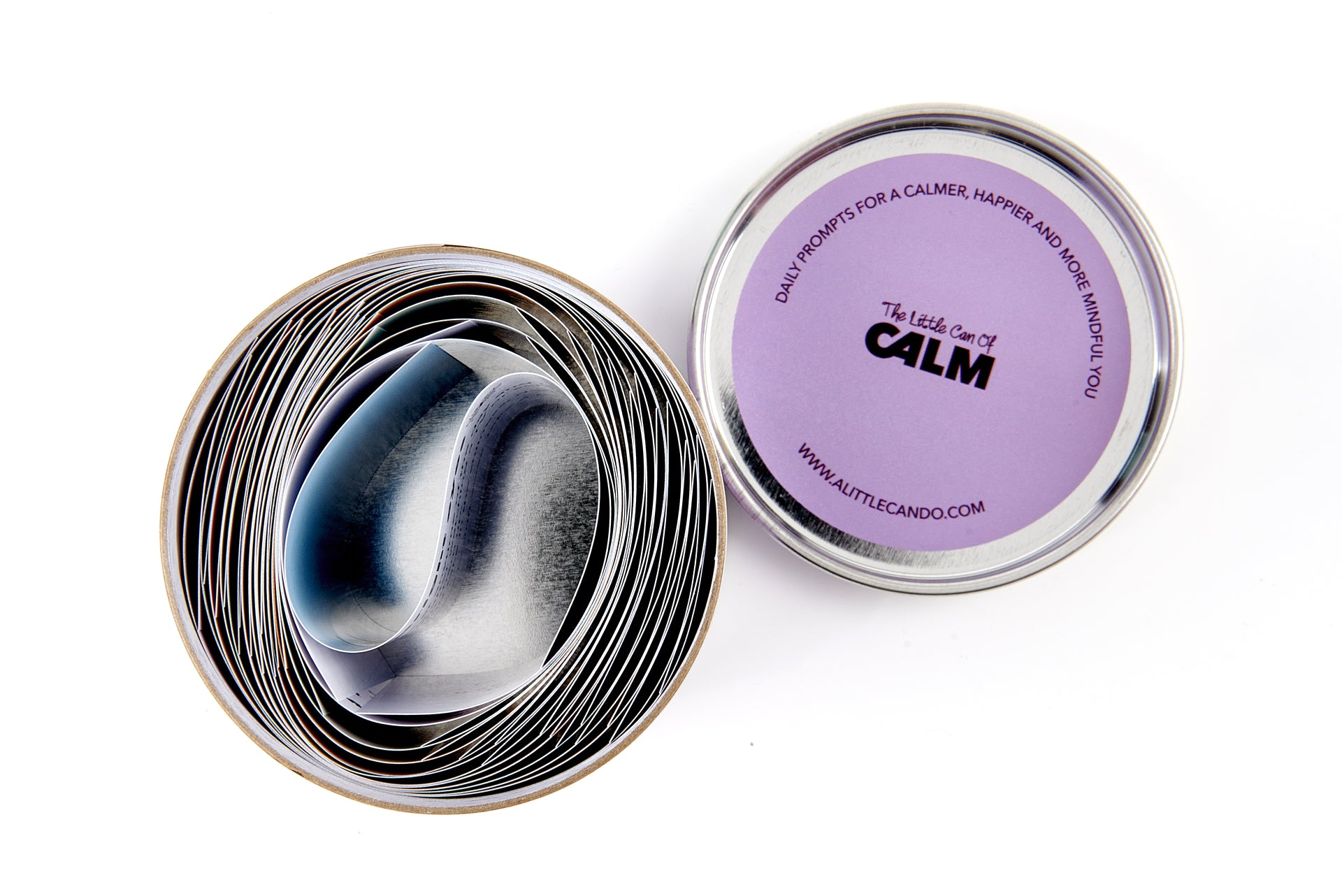 The Little Can of Calm for Adults