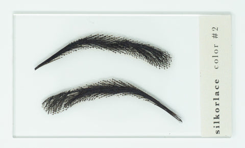 lace eyebrow wigs