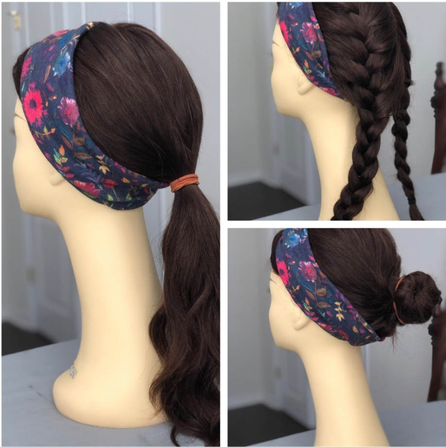 pony wig for swimming