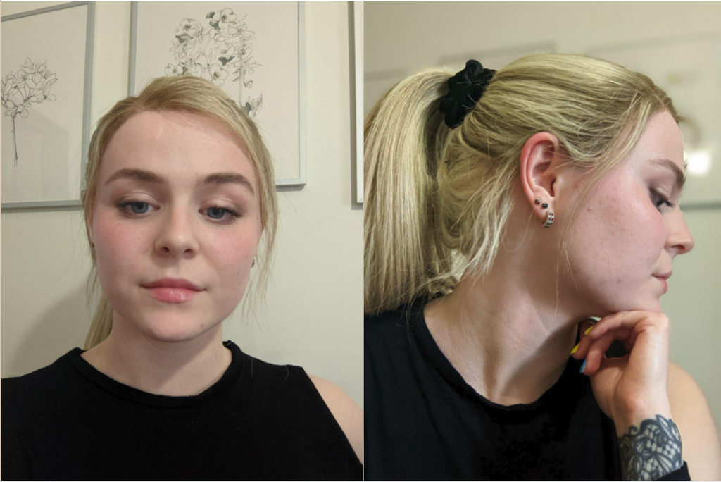 ponytail wig tutorial - how to put a human hair wig into a ponytail - how do i wear my wig in a ponytail