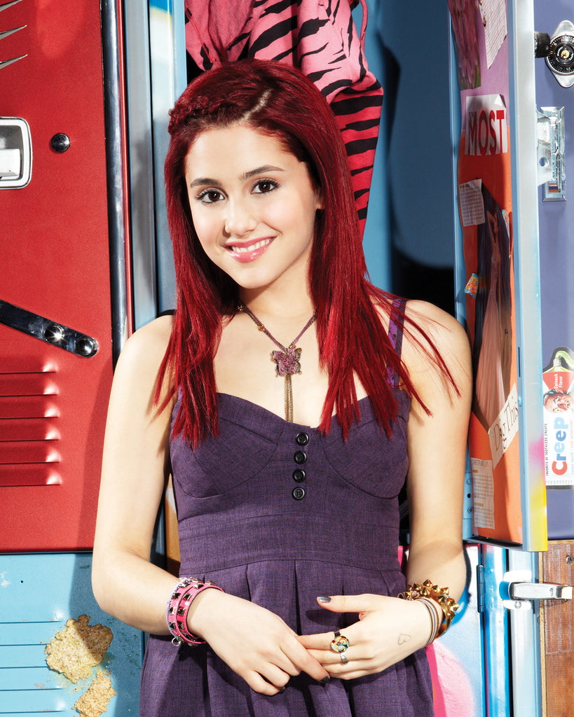 ariana grande - victorious - female hair loss - hair loss in women - cat in victorious
