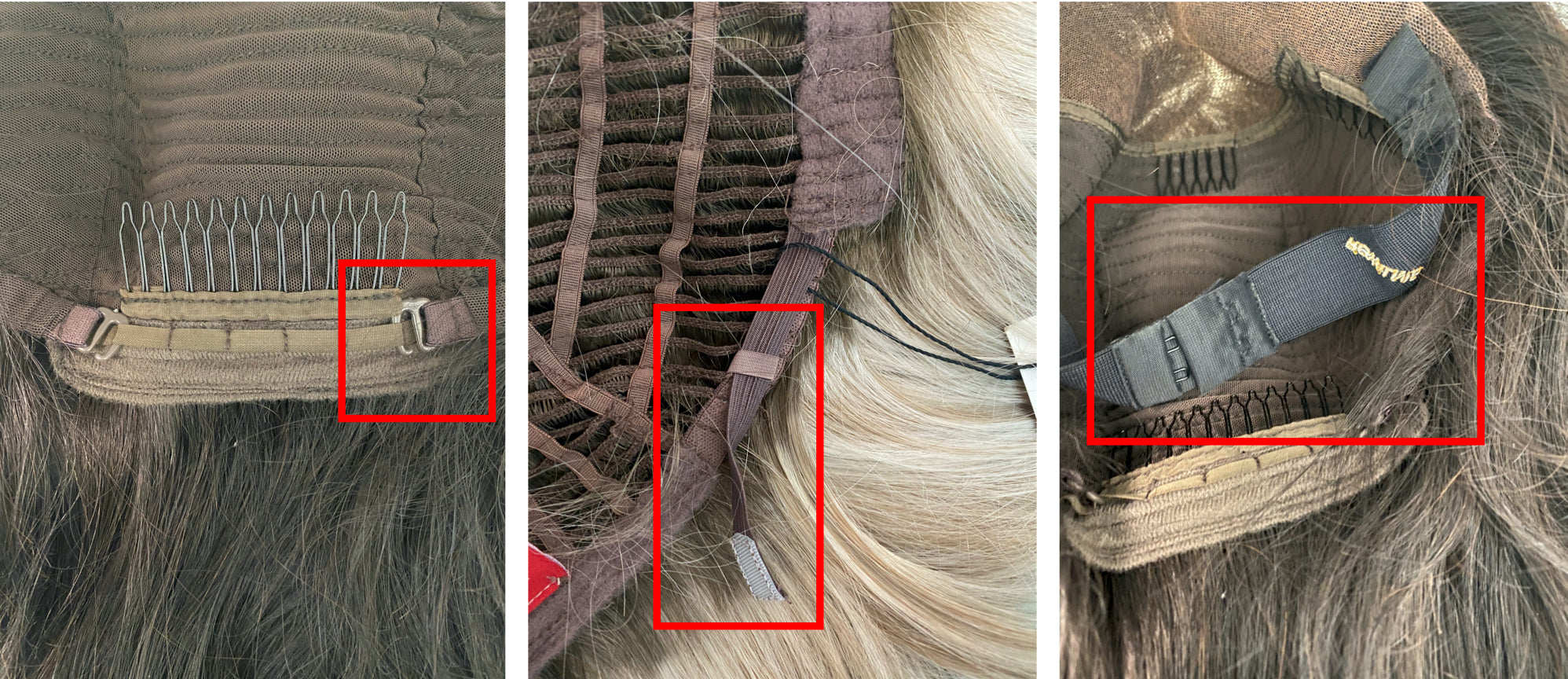 wig straps for adjusting good fit and sizing