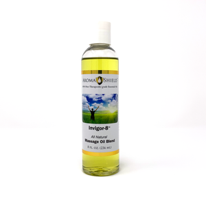 Invigorate Massage Oil