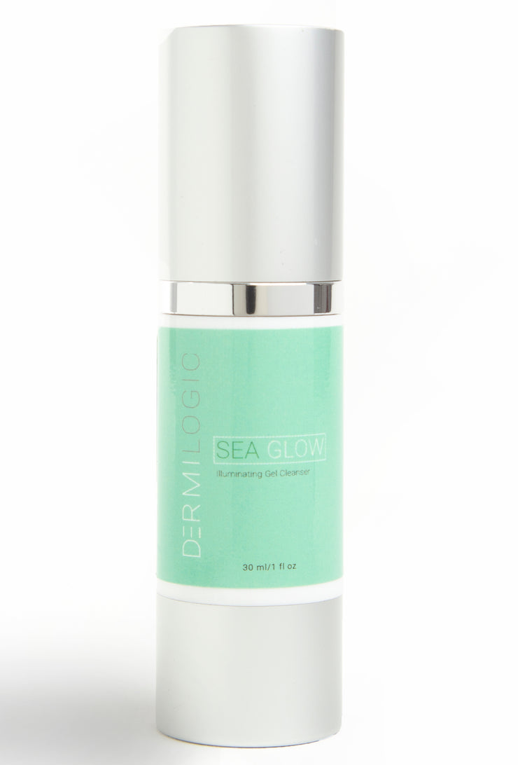 Sea Glow Illuminating Gel Cleanser